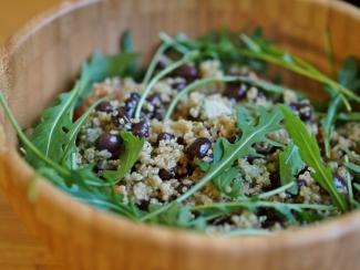 quinoa saladt