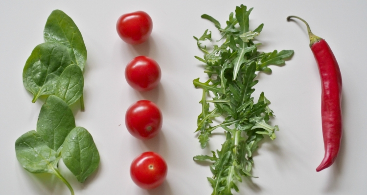 výživa a pestrost