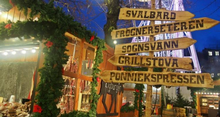 Juletid i Oslo