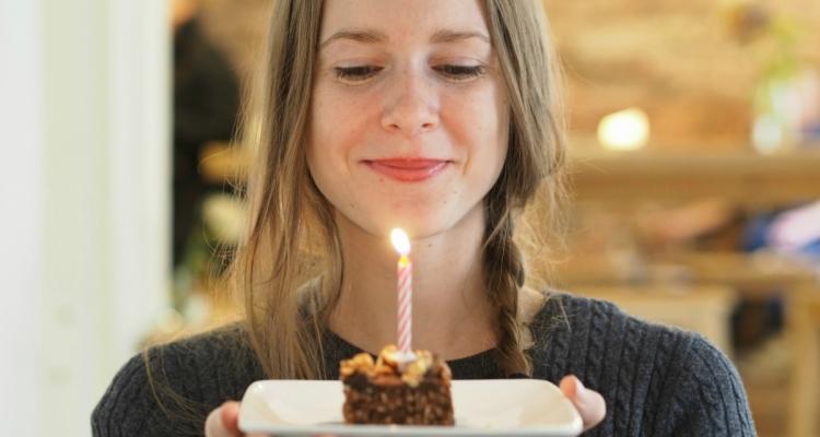 Sweet Melange birthday
