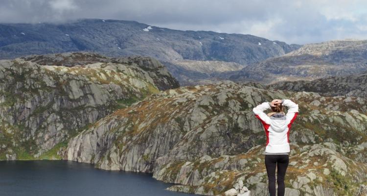 Norská příroda