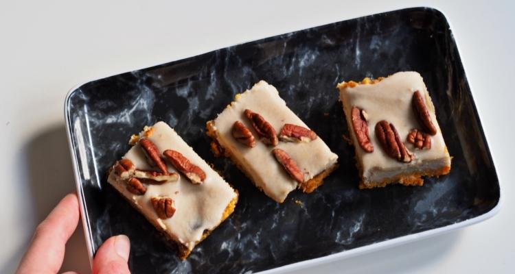 raw mrkvový dort sweet melange