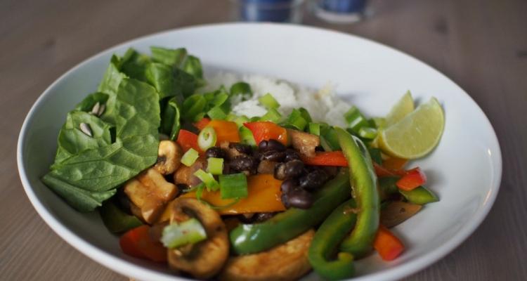 vegan, rostlinná strava, sweet melange