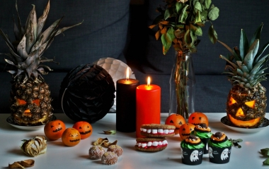 hallowen candy bar