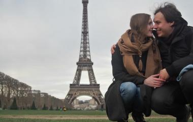 paříž, eifflovka, sweet melange